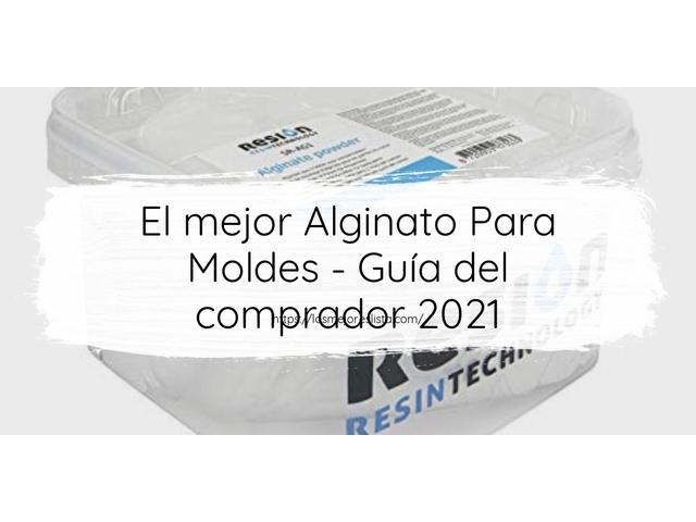 Los Mejores Alginato Para Moldes – Guía de compra, Opiniones y Comparativa del 2021