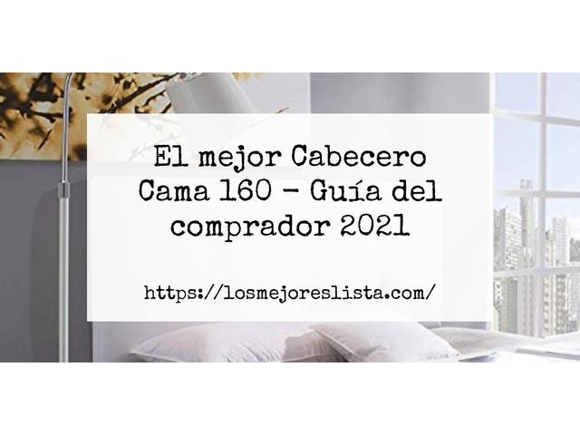 Los Mejores Cabecero Cama 160 – Guía de compra, Opiniones y Comparativa del 2021