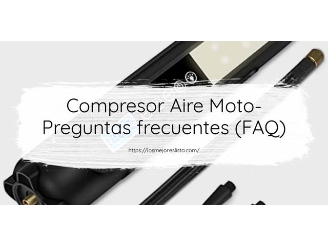 Los Mejores Compresor Aire Moto – Guía de compra, Opiniones y Comparativa del 2021