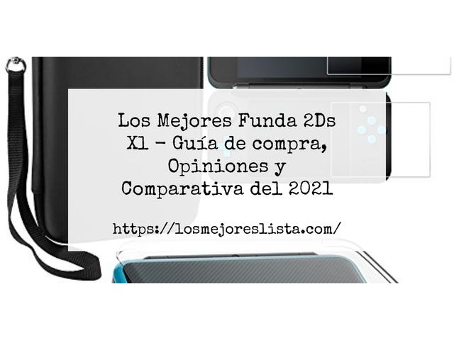 Los Mejores Funda 2Ds Xl – Guía de compra, Opiniones y Comparativa del 2021