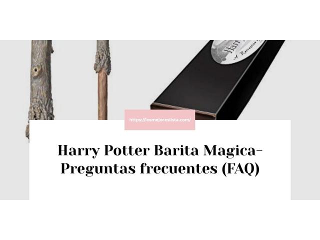 Los Mejores Harry Potter Barita Magica – Guía de compra, Opiniones y Comparativa del 2021