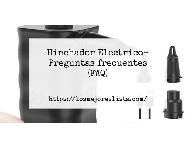 Los Mejores Hinchador Electrico – Guía de compra, Opiniones y Comparativa del 2021 (España)