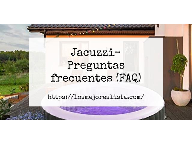 Los Mejores Jacuzzi – Guía de compra, Opiniones y Comparativa del 2021 (España)