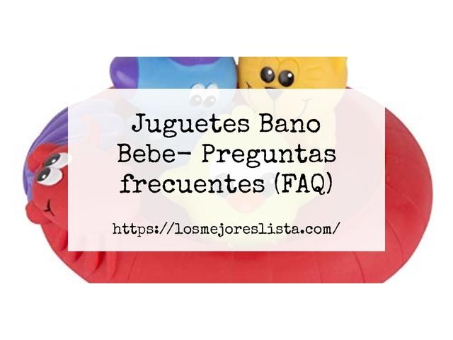 Los Mejores Juguetes Bano Bebe – Guía de compra, Opiniones y Comparativa del 2021