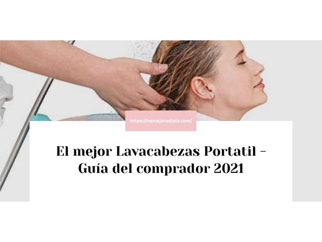 Los Mejores Lavacabezas Portatil – Guía de compra, Opiniones y Comparativa del 2021 (España)