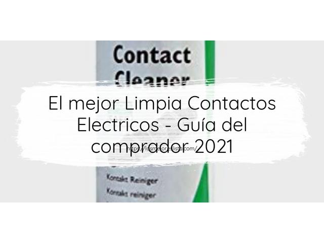 Los Mejores Limpia Contactos Electricos – Guía de compra, Opiniones y Comparativa del 2021 (España)