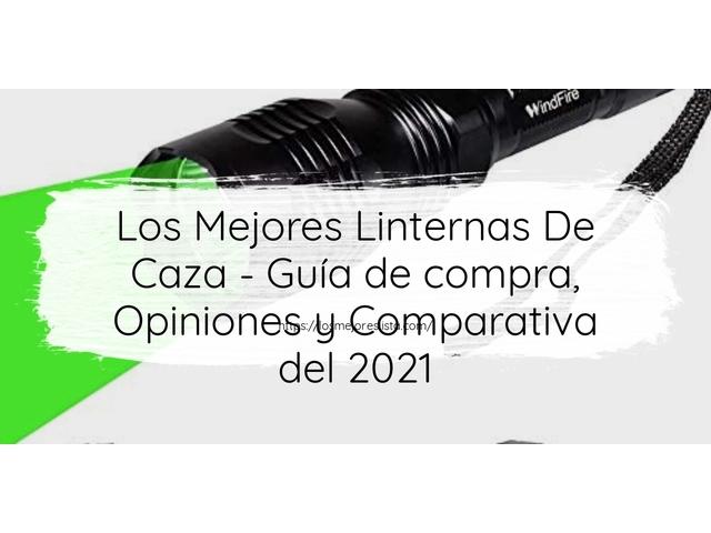 Los Mejores Linternas De Caza – Guía de compra, Opiniones y Comparativa del 2021