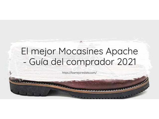 Los Mejores Mocasines Apache – Guía de compra, Opiniones y Comparativa del 2021 (España)