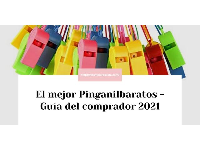 Los Mejores Pinganilbaratos – Guía de compra, Opiniones y Comparativa del 2021 (España)