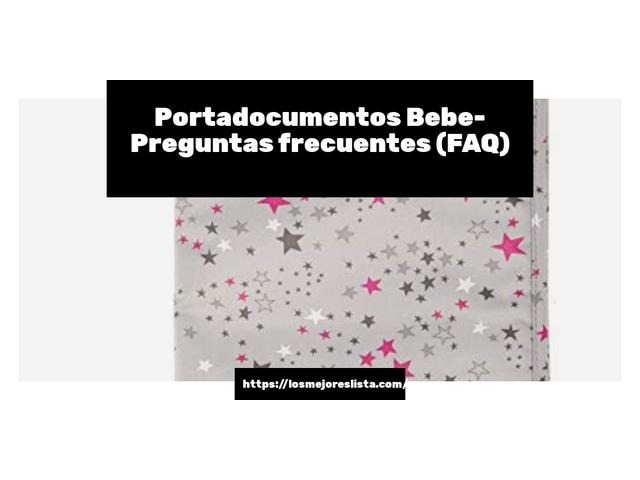 Los Mejores Portadocumentos Bebe – Guía de compra, Opiniones y Comparativa del 2021 (España)