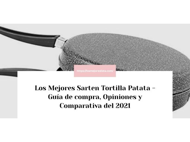 Los Mejores Sarten Tortilla Patata – Guía de compra, Opiniones y Comparativa del 2021