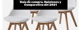 Los Mejores Sillas De Cocina Guía de compra Opiniones y Comparativa del 2021