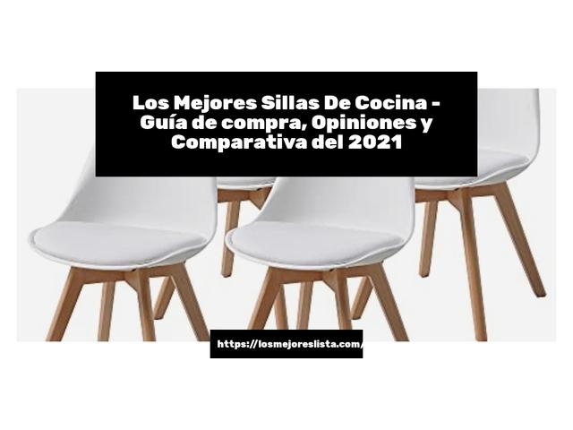 Los Mejores Sillas De Cocina – Guía de compra, Opiniones y Comparativa del 2021