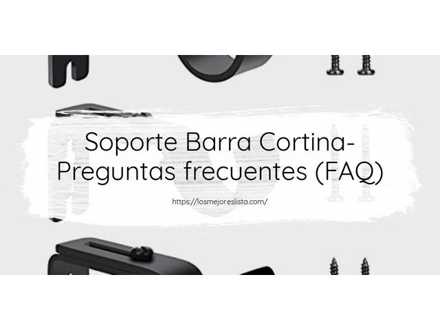 Los Mejores Soporte Barra Cortina – Guía de compra, Opiniones y Comparativa del 2021
