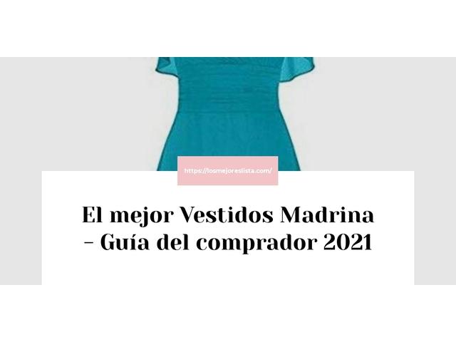 Los Mejores Vestidos Madrina – Guía de compra, Opiniones y Comparativa del 2021 (España)