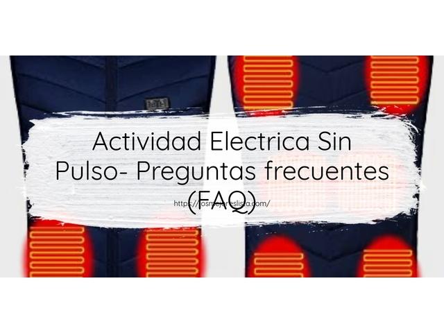 Los Mejores Actividad Electrica Sin Pulso – Guía de compra, Opiniones y Comparativa del 2021 (España)