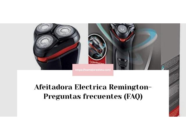 Los Mejores Afeitadora Electrica Remington – Guía de compra, Opiniones y Comparativa del 2021 (España)