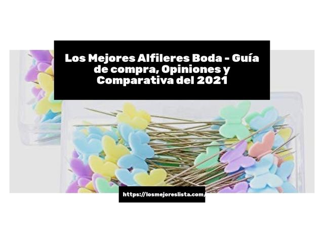 Los Mejores Alfileres Boda – Guía de compra, Opiniones y Comparativa del 2021 (España)