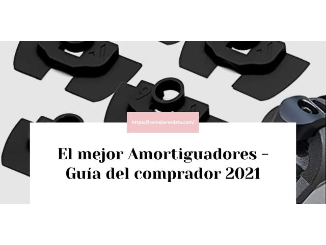 Los Mejores Amortiguadores – Guía de compra, Opiniones y Comparativa del 2021 (España)