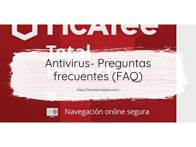 Los Mejores Antivirus – Guía de compra, Opiniones y Comparativa del 2021 (España)