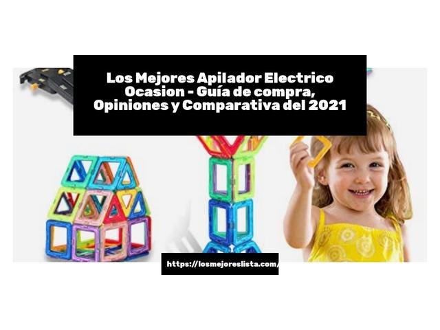 Los Mejores Apilador Electrico Ocasion – Guía de compra, Opiniones y Comparativa del 2021 (España)
