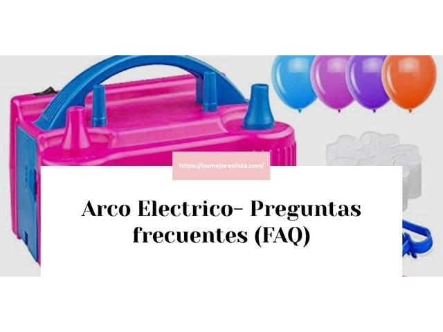Los Mejores Arco Electrico – Guía de compra, Opiniones y Comparativa del 2021 (España)