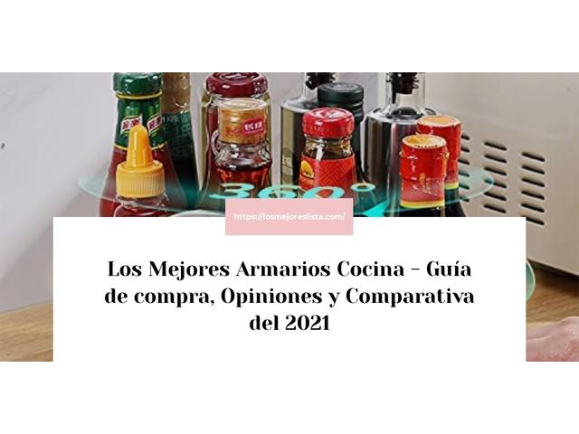 Los Mejores Armarios Cocina – Guía de compra, Opiniones y Comparativa del 2021 (España)