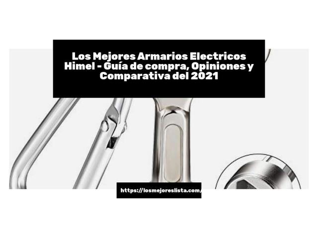 Los Mejores Armarios Electricos Himel – Guía de compra, Opiniones y Comparativa del 2021 (España)