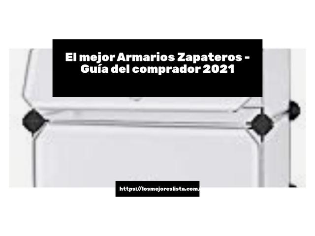 Los Mejores Armarios Zapateros – Guía de compra, Opiniones y Comparativa del 2021 (España)