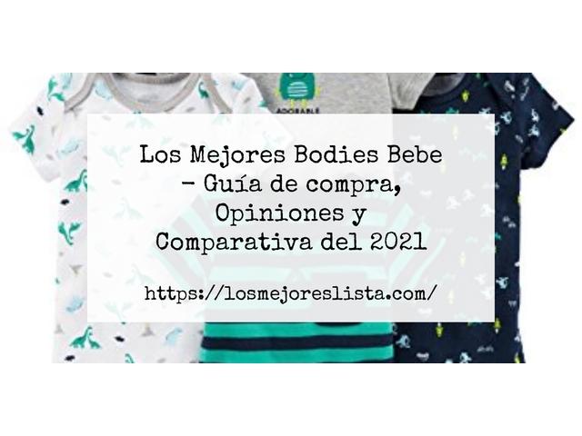 Los Mejores Bodies Bebe – Guía de compra, Opiniones y Comparativa del 2021 (España)