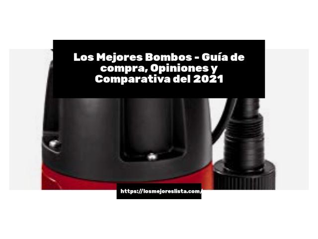 Los Mejores Bombos – Guía de compra, Opiniones y Comparativa del 2021 (España)
