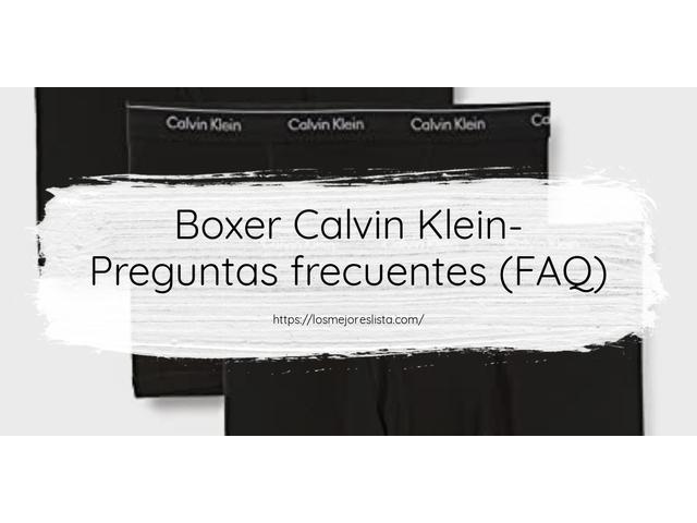 Los Mejores Boxer Calvin Klein – Guía de compra, Opiniones y Comparativa del 2021 (España)