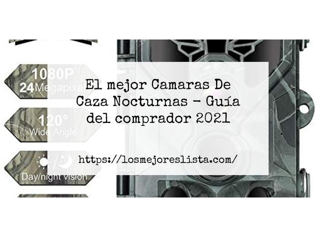 Los Mejores Camaras De Caza Nocturnas – Guía de compra, Opiniones y Comparativa del 2021 (España)