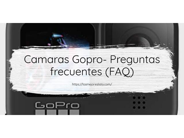 Los Mejores Camaras Gopro – Guía de compra, Opiniones y Comparativa del 2021 (España)