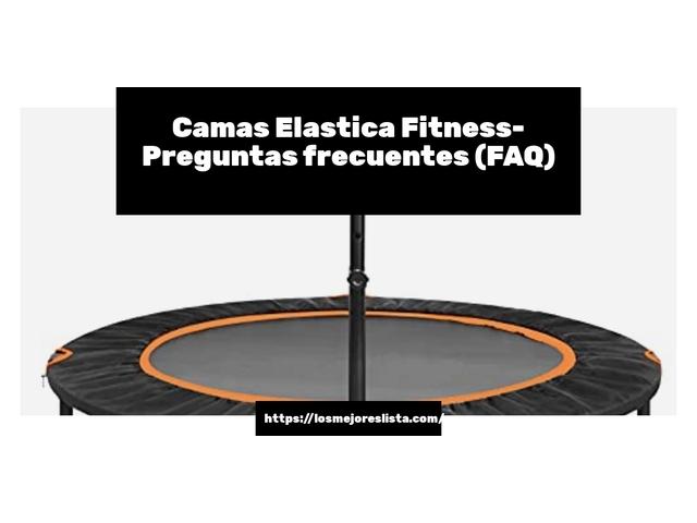 Los Mejores Camas Elastica Fitness – Guía de compra, Opiniones y Comparativa del 2021 (España)