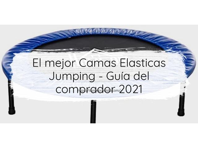 Los Mejores Camas Elasticas Jumping – Guía de compra, Opiniones y Comparativa del 2021 (España)