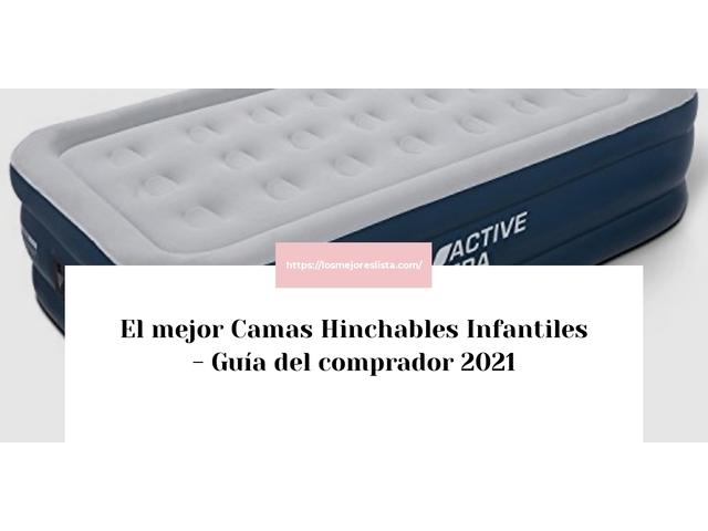 Los Mejores Camas Hinchables Infantiles – Guía de compra, Opiniones y Comparativa del 2021 (España)