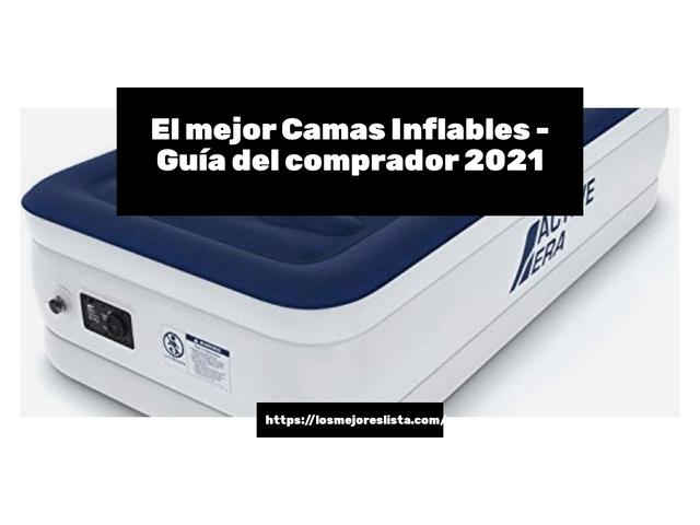 Los Mejores Camas Inflables – Guía de compra, Opiniones y Comparativa del 2021 (España)