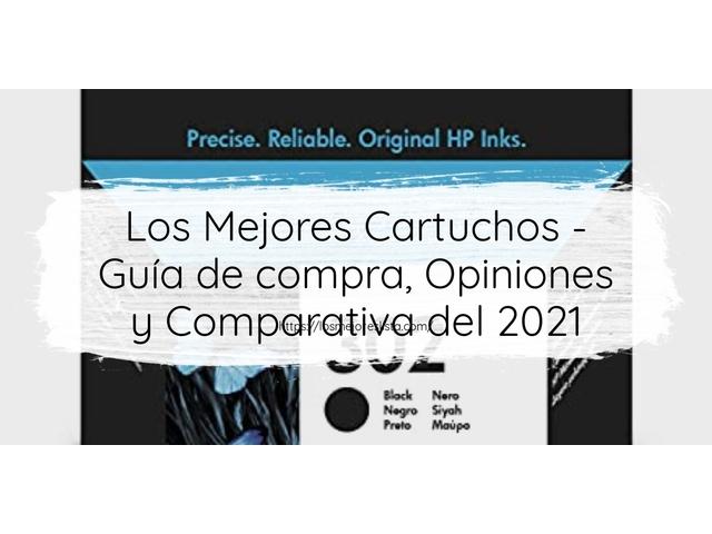 Los Mejores Cartuchos – Guía de compra, Opiniones y Comparativa del 2021 (España)