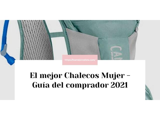 Los Mejores Chalecos Mujer – Guía de compra, Opiniones y Comparativa del 2021 (España)