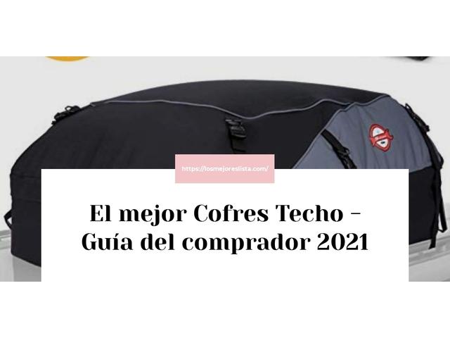 Los Mejores Cofres Techo – Guía de compra, Opiniones y Comparativa del 2021 (España)