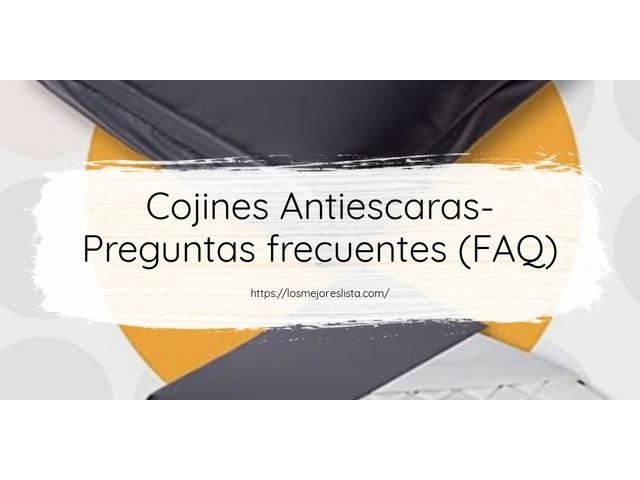 Los Mejores Cojines Antiescaras – Guía de compra, Opiniones y Comparativa del 2021 (España)
