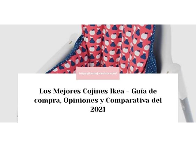 Los Mejores Cojines Ikea – Guía de compra, Opiniones y Comparativa del 2021 (España)