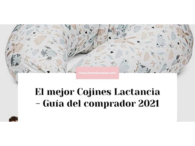 Los Mejores Cojines Lactancia – Guía de compra, Opiniones y Comparativa del 2021 (España)