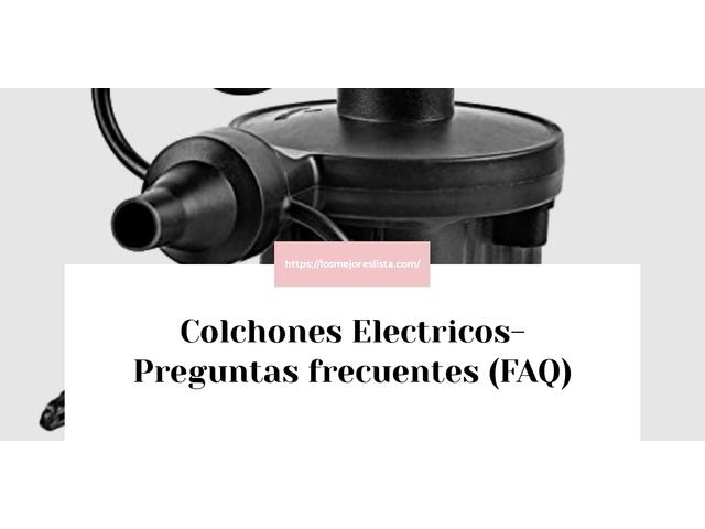 Los Mejores Colchones Electricos – Guía de compra, Opiniones y Comparativa del 2021 (España)