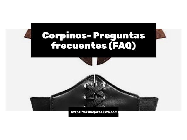 Los Mejores Corpinos – Guía de compra, Opiniones y Comparativa del 2021 (España)