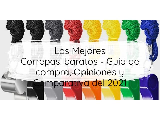 Los Mejores Correpasilbaratos – Guía de compra, Opiniones y Comparativa del 2021 (España)