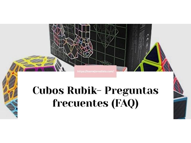 Los Mejores Cubos Rubik – Guía de compra, Opiniones y Comparativa del 2021 (España)