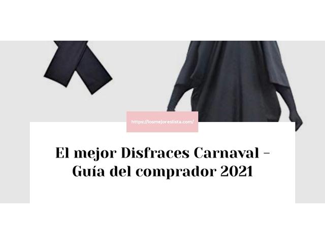 Los Mejores Disfraces Carnaval – Guía de compra, Opiniones y Comparativa del 2021 (España)