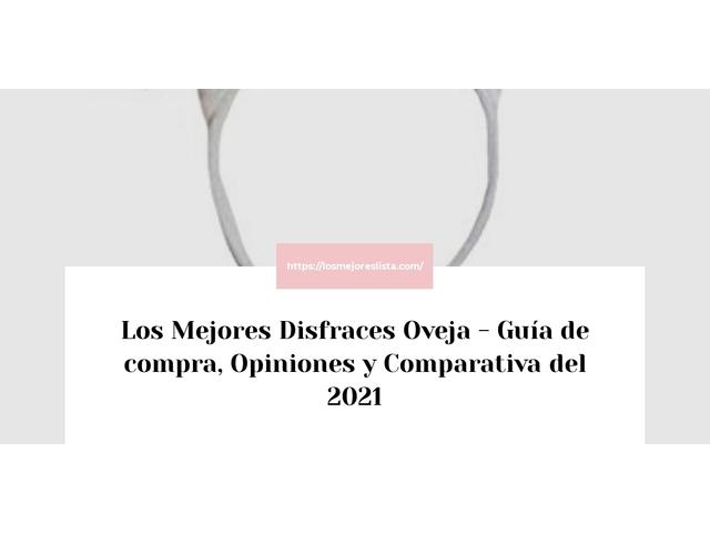 Los Mejores Disfraces Oveja – Guía de compra, Opiniones y Comparativa del 2021 (España)